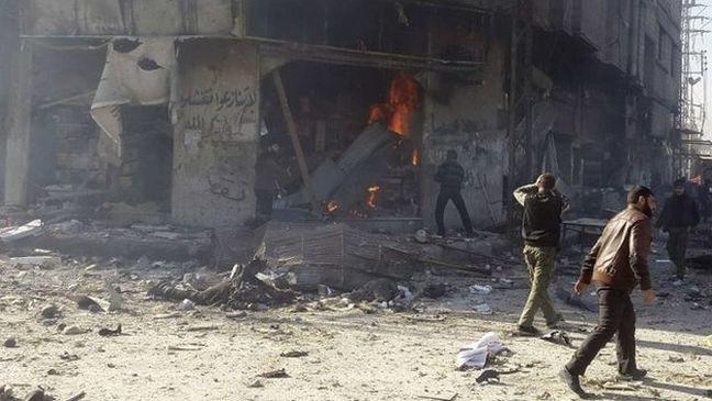 Γαλλία: Ίσως έχουν εξαφανιστεί οι αποδείξεις για τα χημικά στη Ντούμα