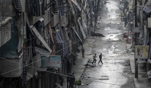 Οι συριακές δυνάμεις κατέλαβαν την τελευταία πόλη στην επαρχία Χομς