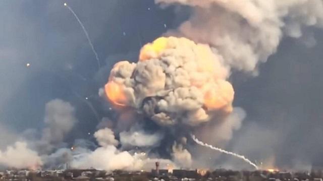 Οι ισραηλινοί έπληξαν 12 συριακούς και ιρανικούς στόχους στη Συρία