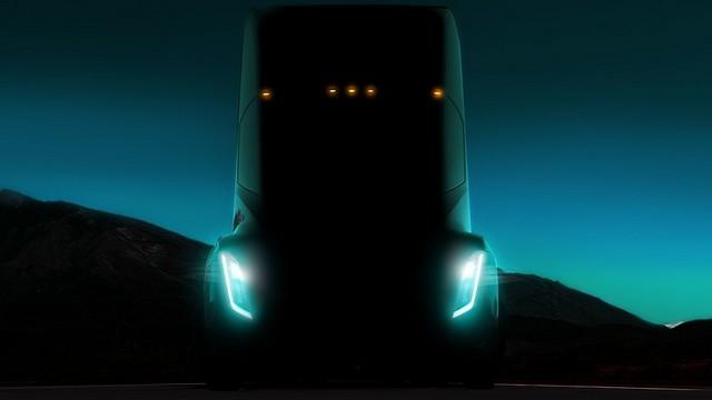 Έρχεται το νέο ημιφορτηγό της Tesla