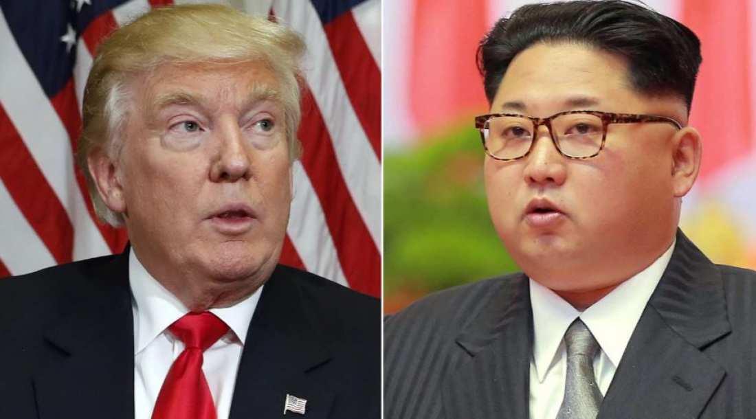 Τραμπ: Ένα μικρό βήμα οι νέες κυρώσεις σε βάρος της Β. Κορέας