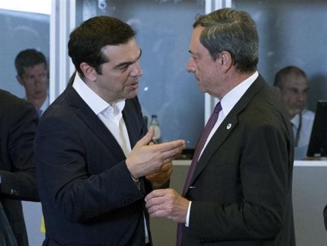 «Ψήνεται» deal με Ντράγκι για θωράκιση των τραπεζών