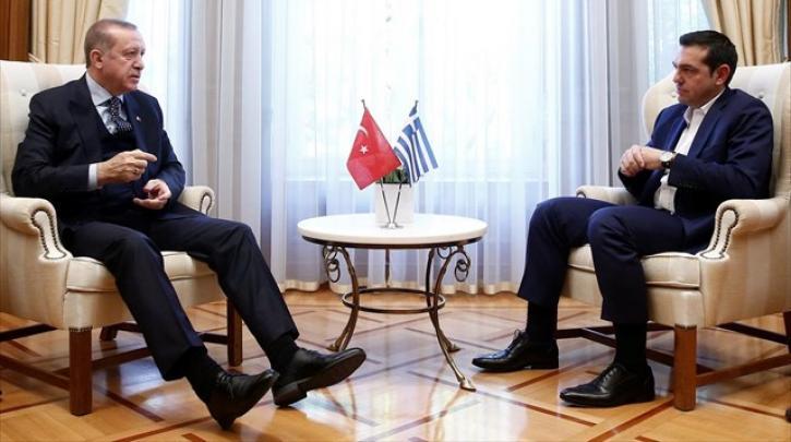 Τσίπρας: Ελληνοτουρκική συνεργασία με «κόκκινες γραμμές»