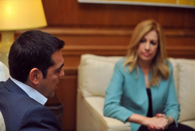 O πρωθυπουργός ενημερώνει τους αρχηγούς για Eurogroup και Κυπριακό