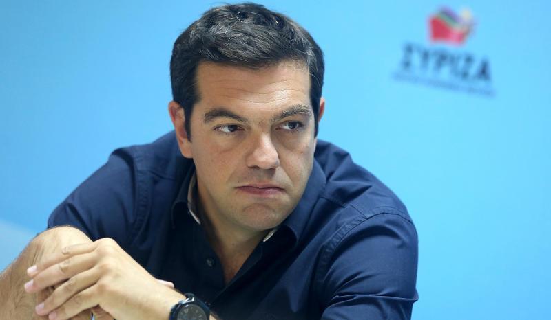 Για το Κυπριακό ενημέρωσε την Π.Γ του ΣΥΡΙΖΑ, ο Αλ. Τσίπρας
