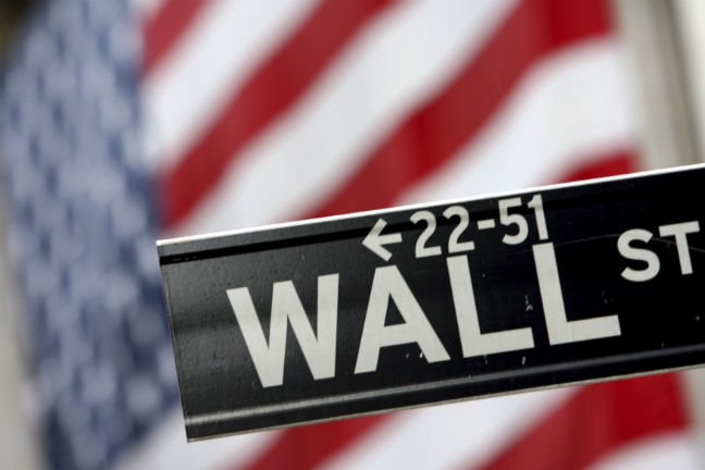 Wall Street: Έντονη μεταβλητότητα με υψηλά intraday κέρδη