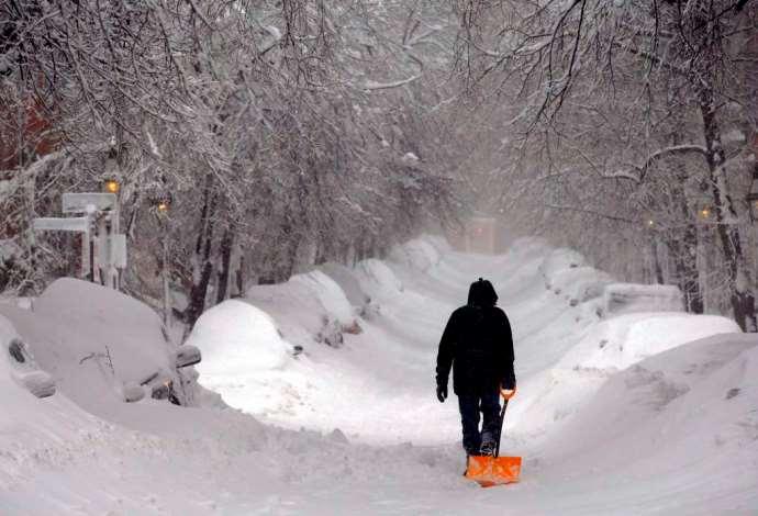 Έρχεται ραγδαία επιδείνωση του καιρού με χιόνια, θυελλώδεις ανέμους και καταιγίδες