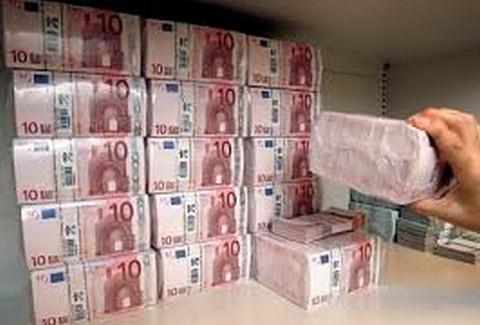 Αντλήθηκαν 812,5 εκατ. ευρώ από τρίμηνα έντοκα