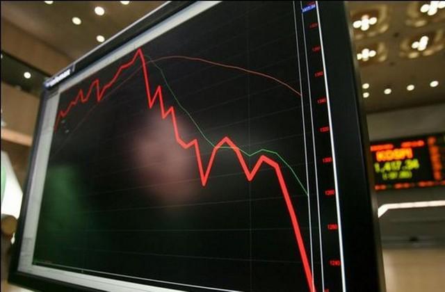 «Υποφέρουν» οι τράπεζες, απώλειες στο χρηματιστήριο