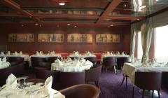 Blue Star Ferries, εστιατόριο